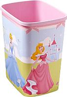 Контейнер для мусора Curver Flip Bin Princess 02174-p06-00п (25л, без крышки) -