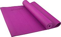 Коврик для йоги и фитнеса Starfit FM-101 PVC (173x61x0.3см, фиолетовый) -