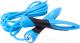 Скакалка Starfit RP-104 (синий/черный) -