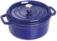 Кокотница Staub La Cocotte 1102491 (темно-синий) -