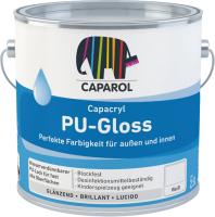 Эмаль Caparol Capacryl PU-Gloss B W (350мл) -