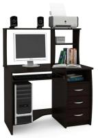 Компьютерный стол Mobi Комфорт 4 СКР (венге) -