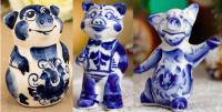 Набор статуэток Yiwu Zhousima Craft № 3 -