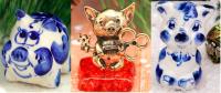 Набор статуэток Yiwu Zhousima Craft № 5 -