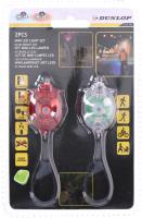 Набор фонарей для велосипеда DUNLOP 053141 / 83903 -