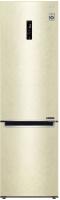 Холодильник с морозильником LG GA-B509MEQZ -