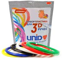 Пластик для 3D печати Unid PLA-6 -