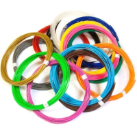 Пластик для 3D печати Bestfilament Набор PLA 15 цветов -