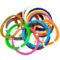 Пластик для 3D печати Bestfilament Набор ABS 15 цветов -