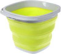 Складное ведро Bradex TD 0553 (зеленый) -