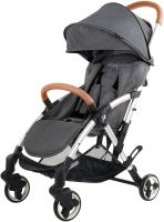 Детская прогулочная коляска LaBaby Vinng (темно-серый) -