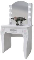 Туалетный столик Аквилон Розалия №12 (лиственница белая) -