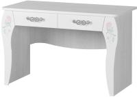 Письменный стол Аквилон Розалия №12.2 (лиственница белая) -