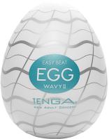Мастурбатор для пениса Tenga Egg Wavy II 143107 / EGG-013 -