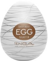 Мастурбатор для пениса Tenga Egg Silky II / 143112 -