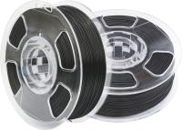 Пластик для 3D печати U3Print GF PLA 1.75мм 1кг (черный) -