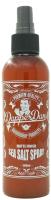 Текстурирующий спрей для волос DapperDan Sea Salt Spray SS02 (200мл) -