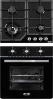 Комплект встраиваемой техники Zorg Technology BE4 BL + BP6 FDW BL -
