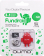 Карта памяти Qumo Fundroid microSD (Class 10) 32GB (QM32GCR-MSD10-FD-RED) -