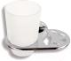 Держатель для зубной пасты и щётки Novaservis 6149.0 -