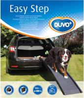 Трап автомобильный для собак Duvo Plus 121000/DV (серый) -
