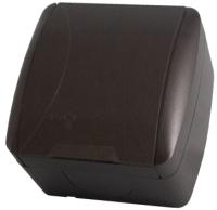 Розетка TDM Селигер SQ1818-0213 (шоколад) -