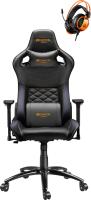 Кресло геймерское Canyon Nightfall CND-SGCH7 + наушники-гарнитура CND-SGHS5 -