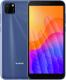 Смартфон Huawei Y5p / DRA-LX9 (мерцающий синий) -