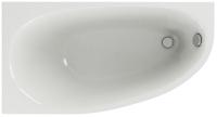 Ванна акриловая Aquatek Дива 150x90 L (с каркасом) -