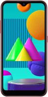 Смартфон Samsung Galaxy M01 (красный) -
