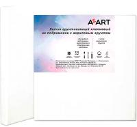 Холст для рисования Azart 40x40см / AZ124040 (хлопок) -