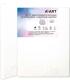 Холст для рисования Azart 50x100см / AZ1250100 (хлопок) -