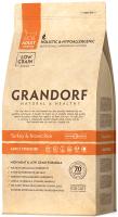 Корм для кошек Grandorf Turkey&Rice Sterilised (400г) -