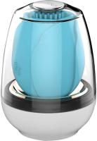 Электрощетка для лица Gezatone AMG110 / 1301245B (голубой) -