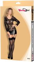 Костюм эротический Candy Girl Livia One Size / 840064 (черный) -