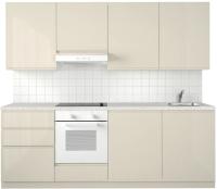 Готовая кухня Ikea Метод 593.933.74 -