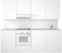 Готовая кухня Ikea Метод 293.933.75 -