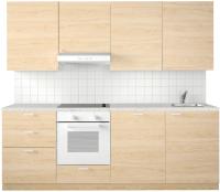 Готовая кухня Ikea Метод 593.933.69 -