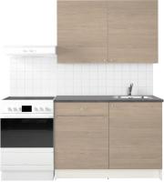 Готовая кухня Ikea Кноксхкульт 993.966.67 -