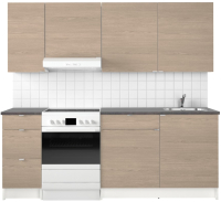 Готовая кухня Ikea Кноксхкульт 793.966.68 -