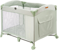 Кровать-манеж Happy Baby Wilson Sage / 93001 -