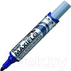 Набор маркеров Pentel Maxiflo MWL5M-4N со стирателем (4шт, ассорти)