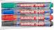 Набор маркеров Edding e-360/4 (4шт, ассорти) -
