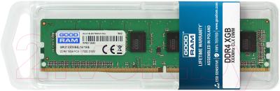 Оперативная память DDR4 Goodram GR2666D464L19/16G