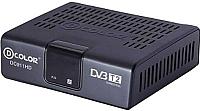 Тюнер цифрового телевидения D-Color DC911HD -