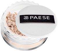 Пудра рассыпчатая Paese Mineral Powder минеральная-1 (15г, светлый бежевый) -