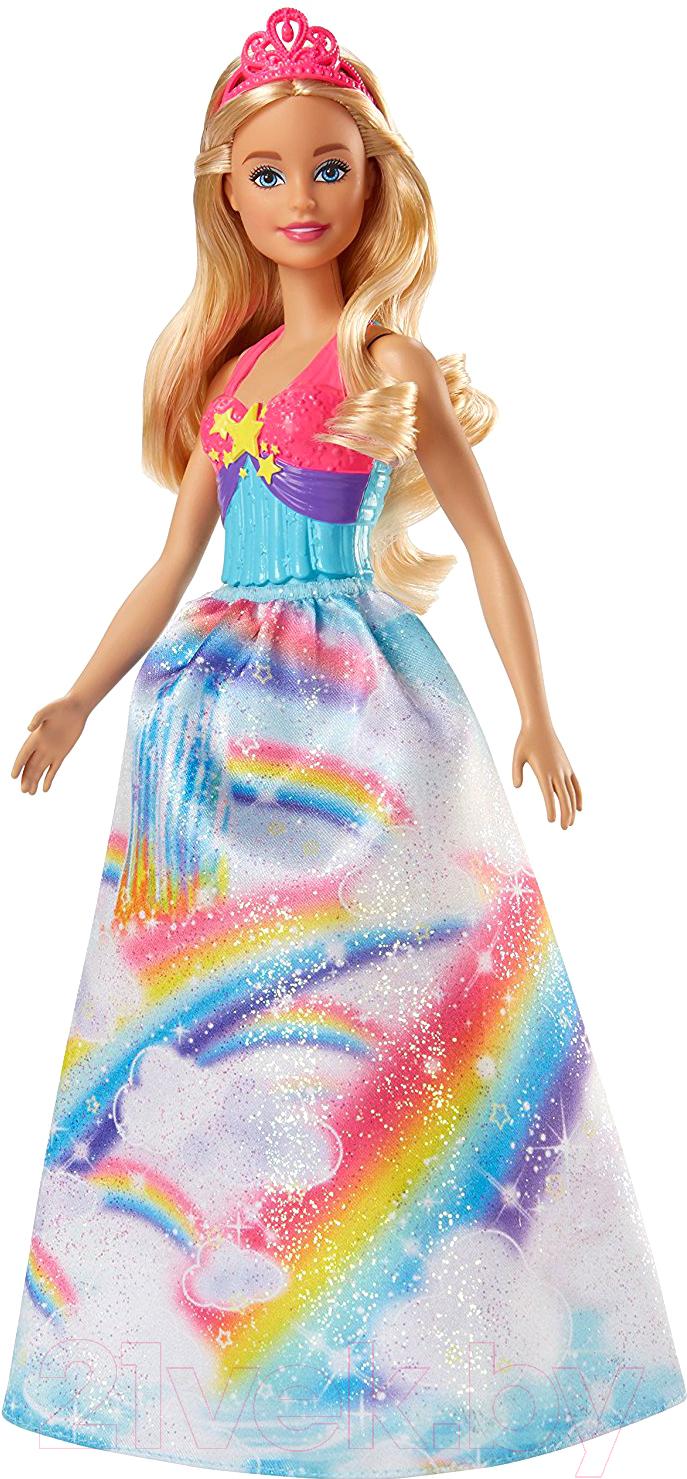 Купить Кукла с аксессуарами Barbie, Принцесса / FJC94/FJC95, Китай, пластик