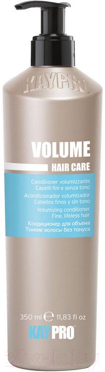 Купить Кондиционер для волос Kaypro, Hair Care Volume для объема тонких и безжизненных волос (350мл), Италия, Volume Hair Care (Kaypro)