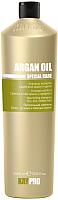 Шампунь для волос Kaypro Special Care Argan Oil питательный с аргановым маслом (1л) -