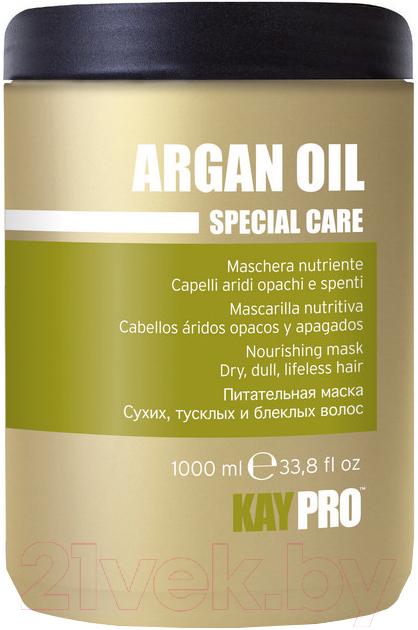Купить Маска для волос Kaypro, Special Care Argan Oil питательная c аргановым маслом (1000мл), Италия, Argan Oil Special Care (Kaypro)